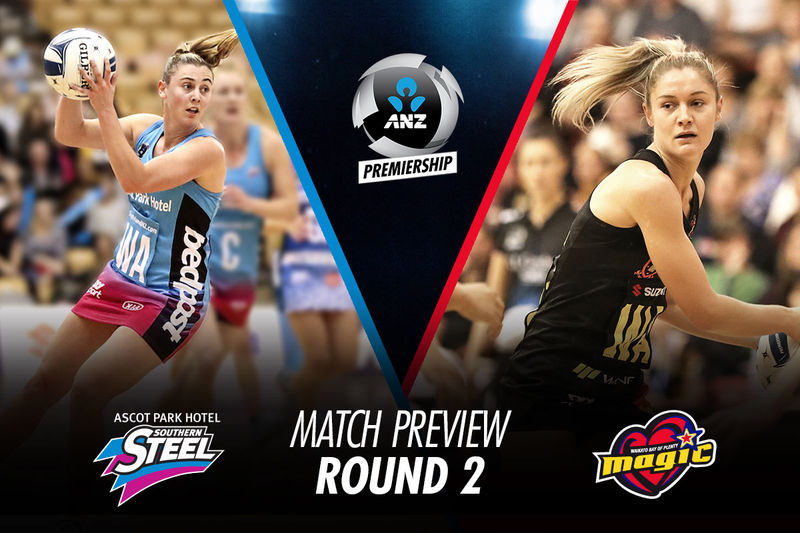 Match Preview (R2) Steel v Magic