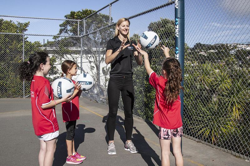 ANZ helping you achieve your netball goals this season