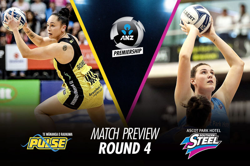 MATCH PREVIEW (R4): STEEL V PULSE