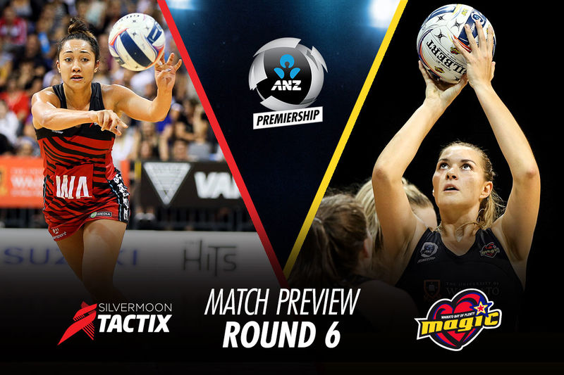 MATCH PREVIEW (R6): TACTIX v MAGIC