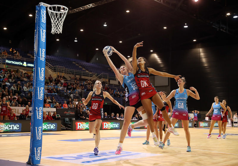 Steel snatch one-goal win off hapless Tactix