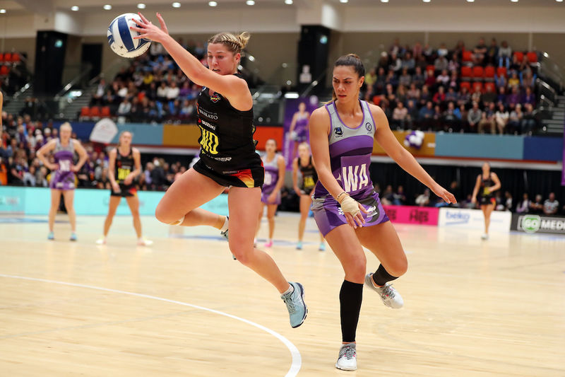 Lisa Mather signs on with Waikato-BOP Magic