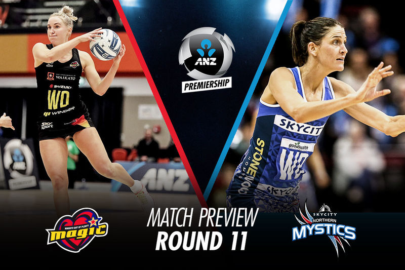 MATCH PREVIEW: (Round 11) MAGIC v  MYSTICS
