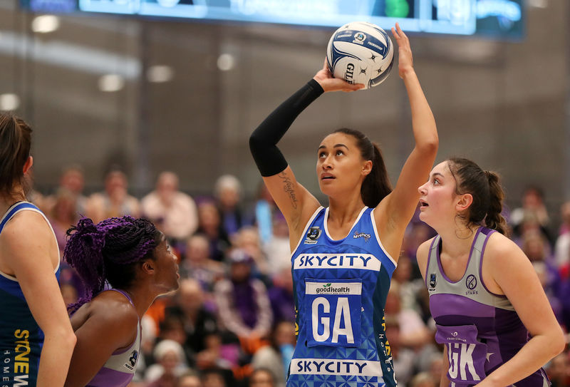 Vital win hands Mystics the points and trophy