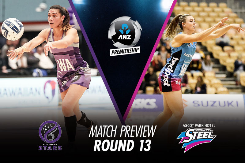 MATCH PREVIEW: (Round 13) STARS v STEEL