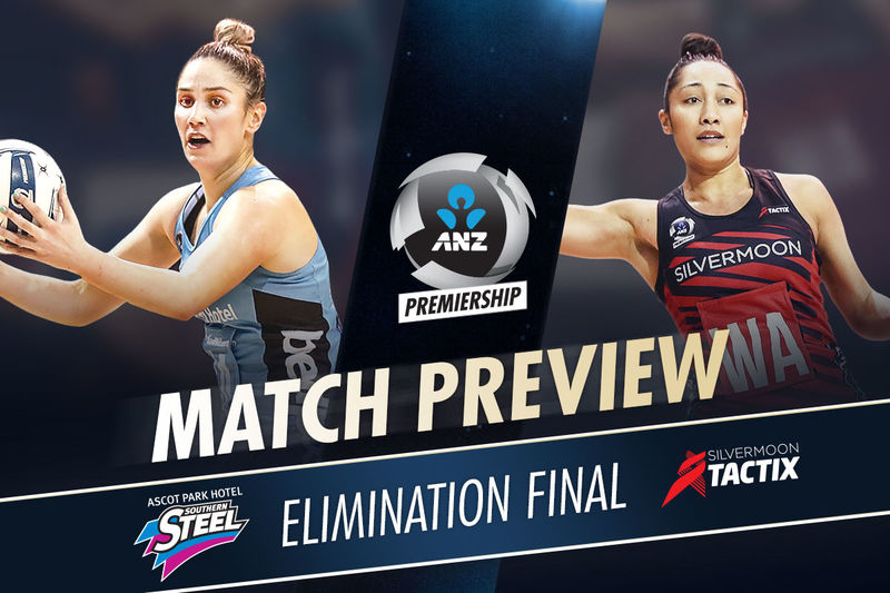 Elimination Final - STEEL v  TACTIX