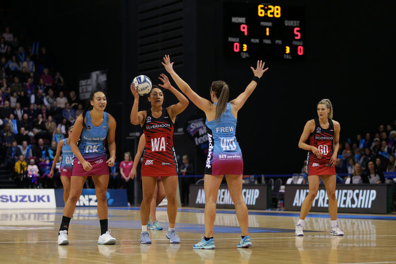 Tactix make history despite defeat