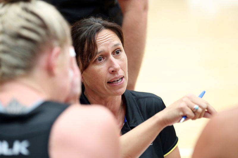 Amigene Metcalfe steps up as Magic head coach