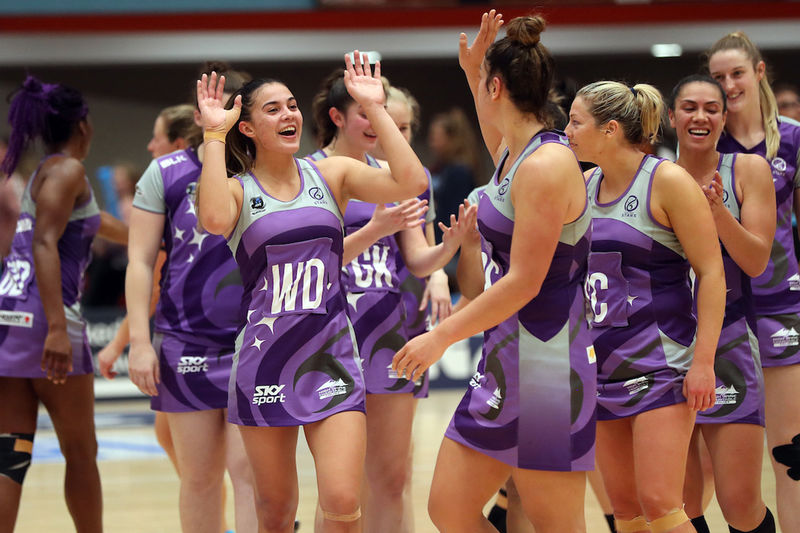 Northern Stars announce 2019 ANZ Premiership team
