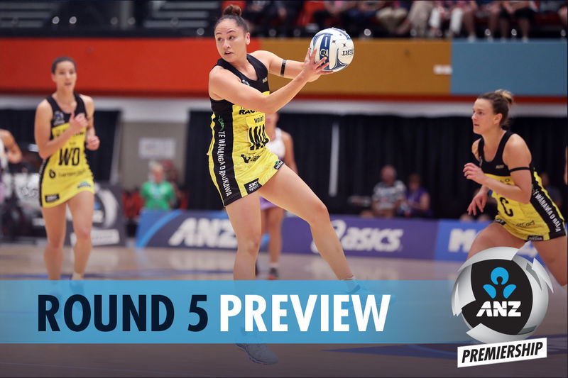 ANZ Premiership Preview – Round 5