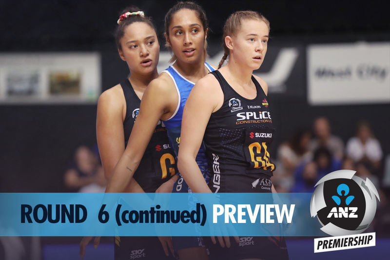 ANZ Premiership Preview – Remaining Round 6 games