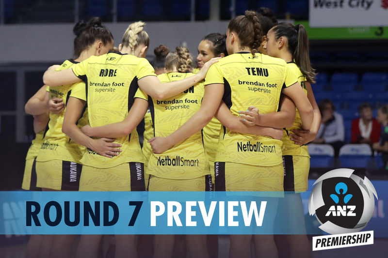 ANZ Premiership Preview – Round 7