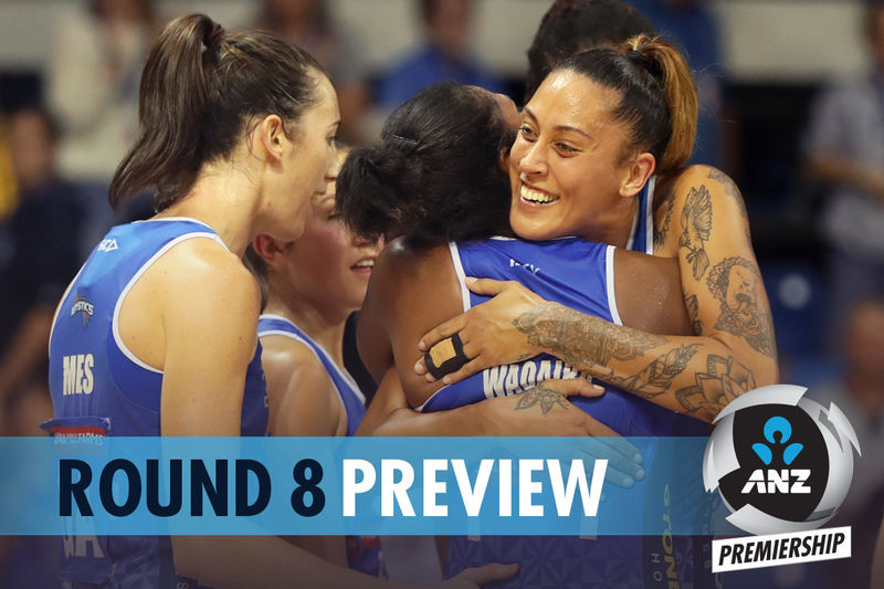 ANZ Premiership Preview – Round 8