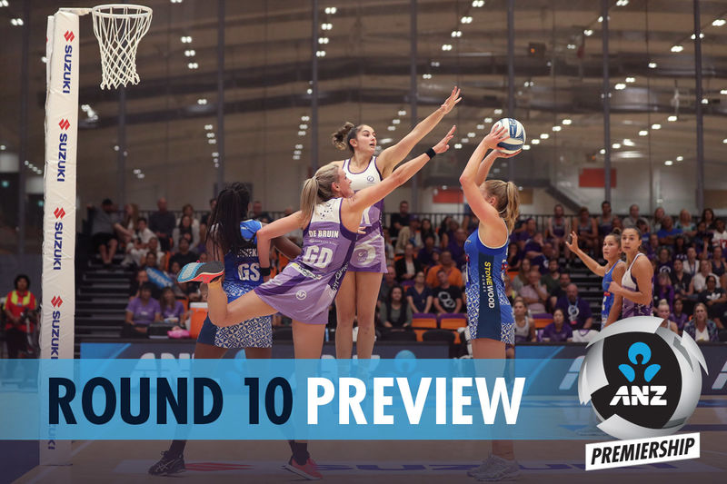 ANZ Premiership Preview – Round 10