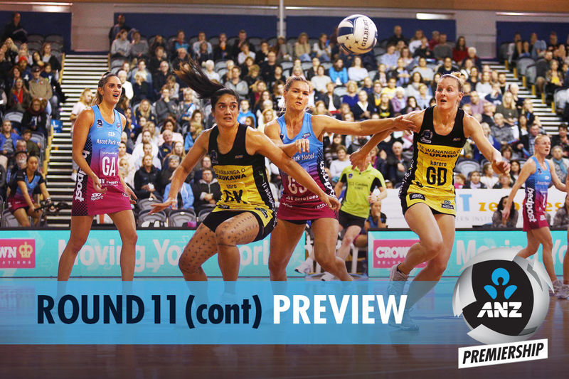 ANZ Premiership Preview – Round 11 (remaining games)