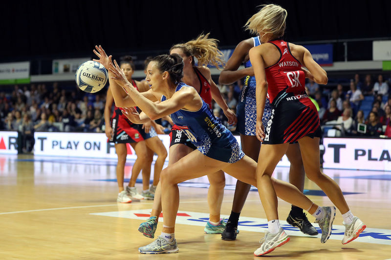 Mystics outmuscle Tactix in storming win