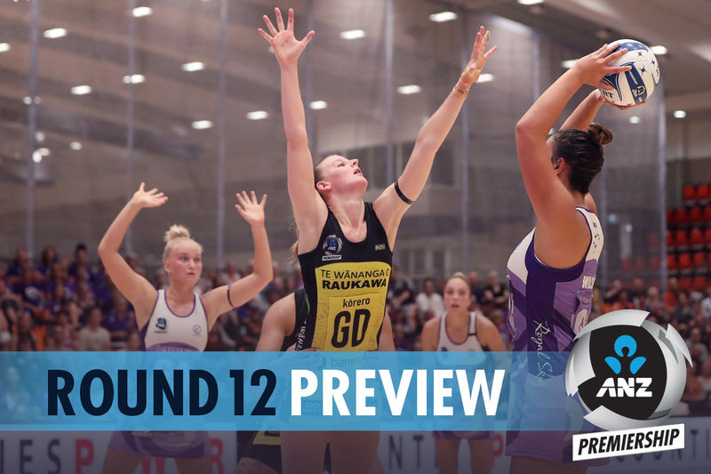 ANZ Premiership Preview – Round 12