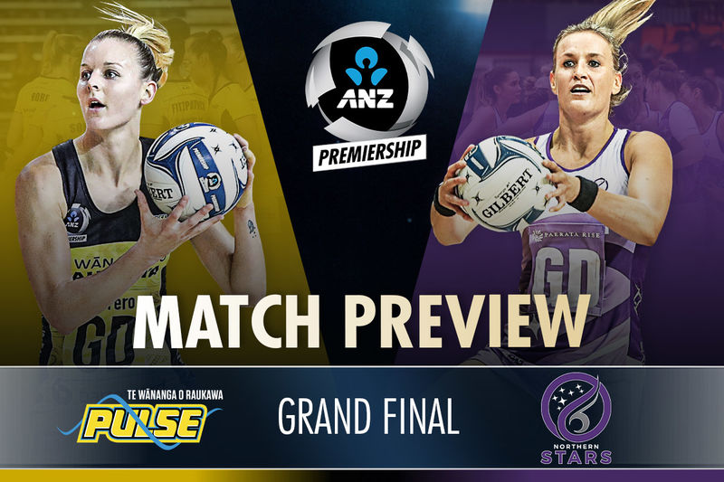 ANZ Premiership Preview – Grand Final