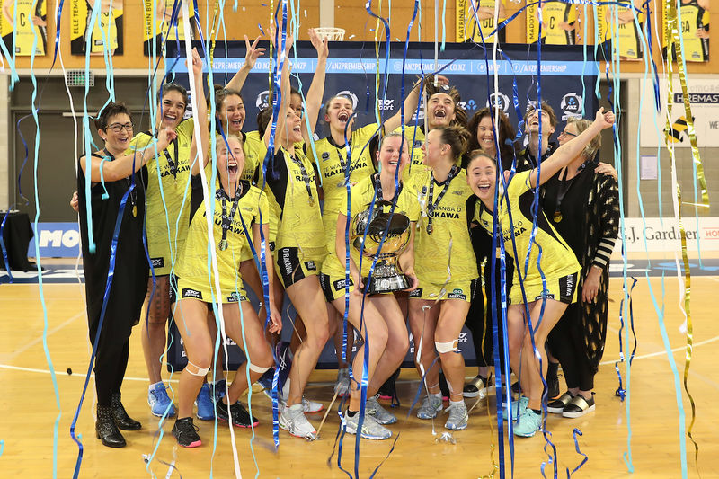 Pulse win 2019 ANZ Premiership title