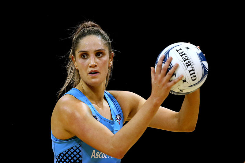 Tactix confirm shooting duo for 2020 ANZ Premiership