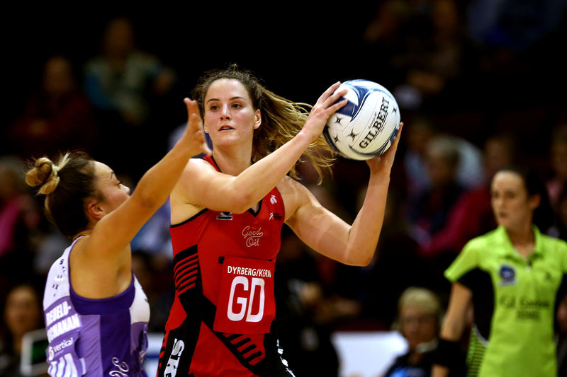 Tactix complete 2020 ANZ Premiership roster