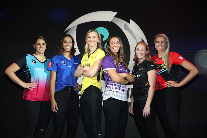 2020 ANZ Premiership season launched