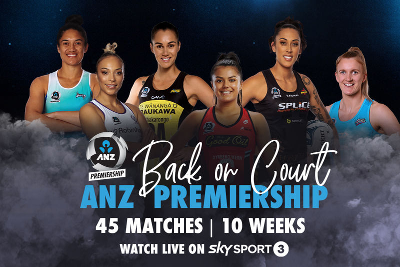 Revised 2020 ANZ Premiership schedule announced