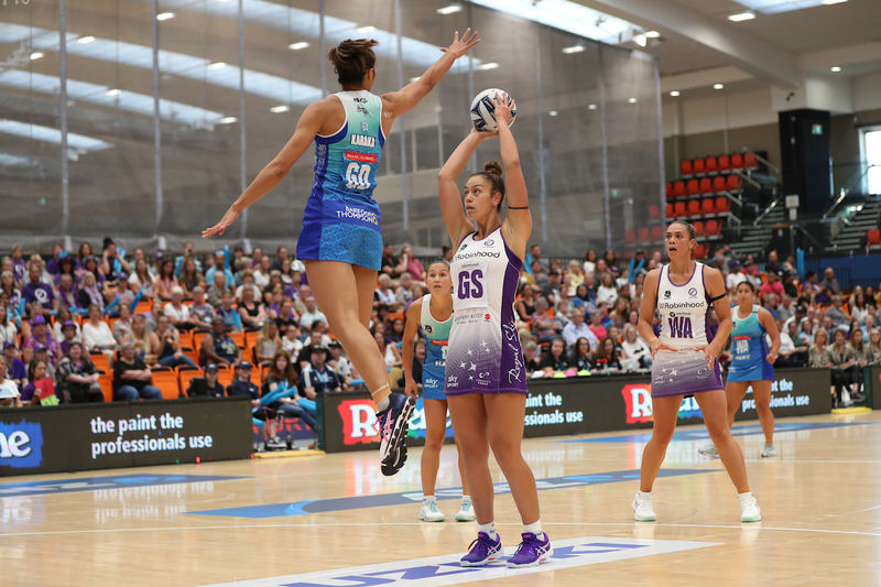 ANZ Premiership benefits from Sport NZ's professional sport package