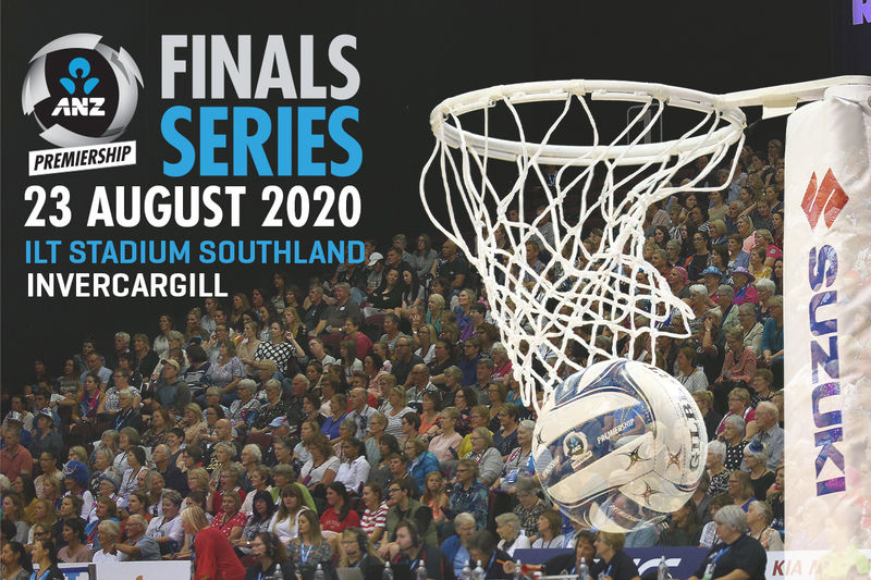 Invercargill to host 2020 ANZ Premiership Finals Series