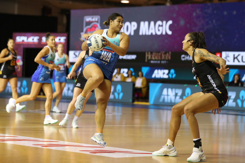 Mystics welcome netball back with a winning start