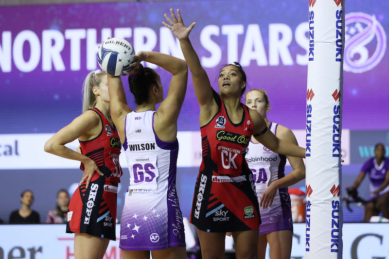 Bird shines in Tactix win over Stars