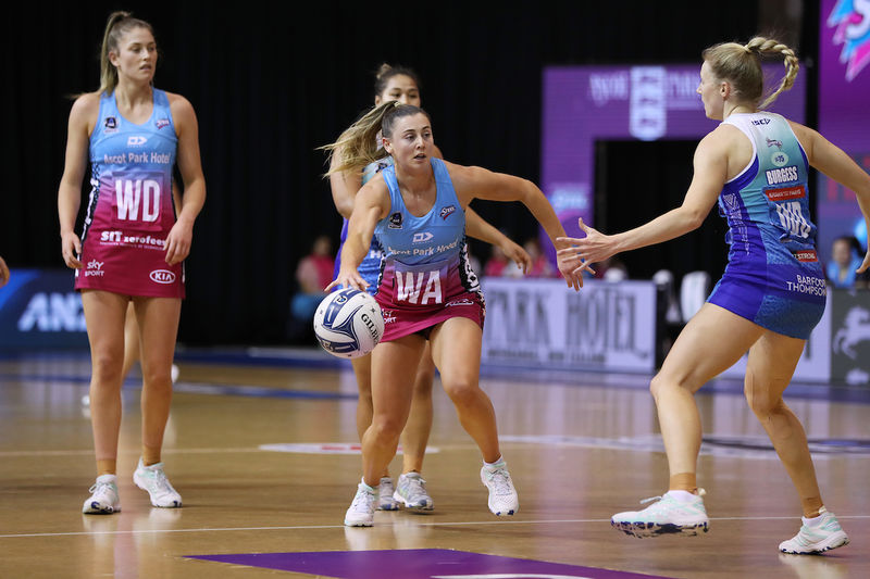 Steely resolve denies Mystics