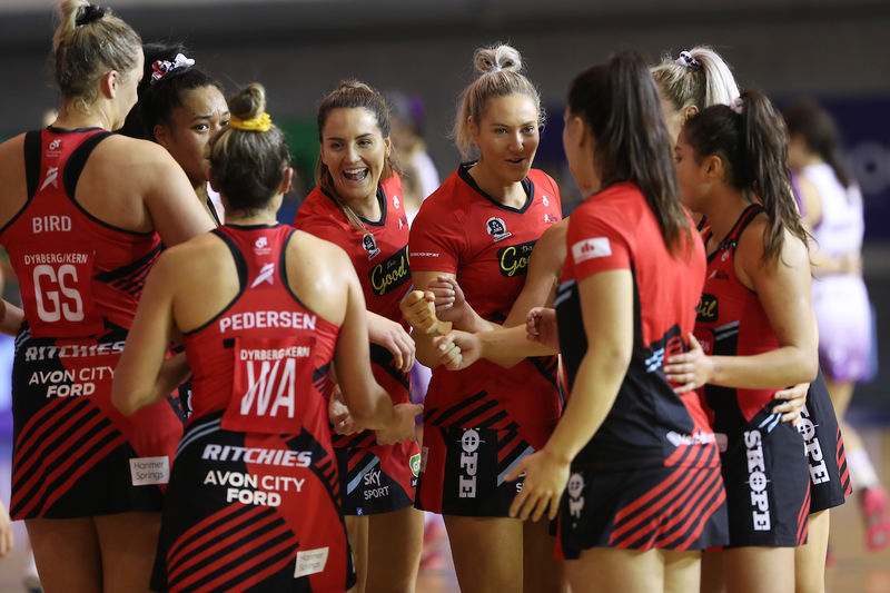 ANZ Premiership Round 8 preview