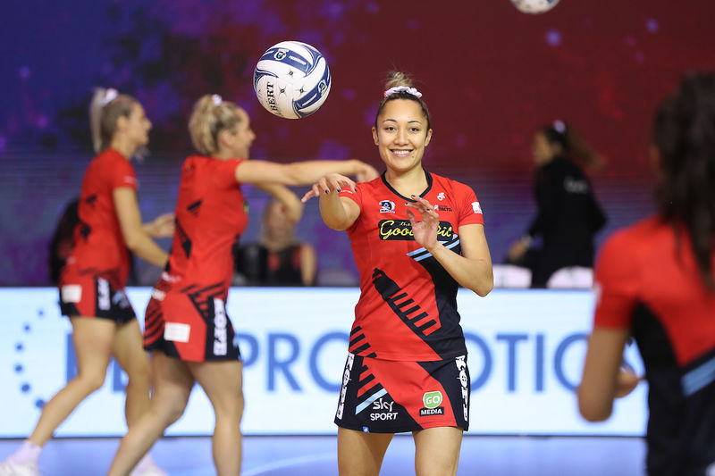 Tactix set to host record crowd in Christchurch