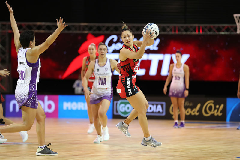 Triumphant return home for Tactix