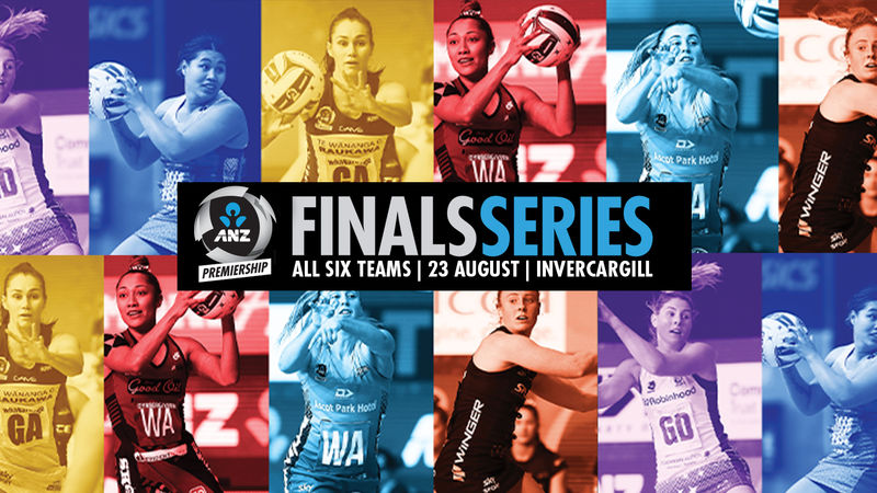 Finals Series tickets on sale now!