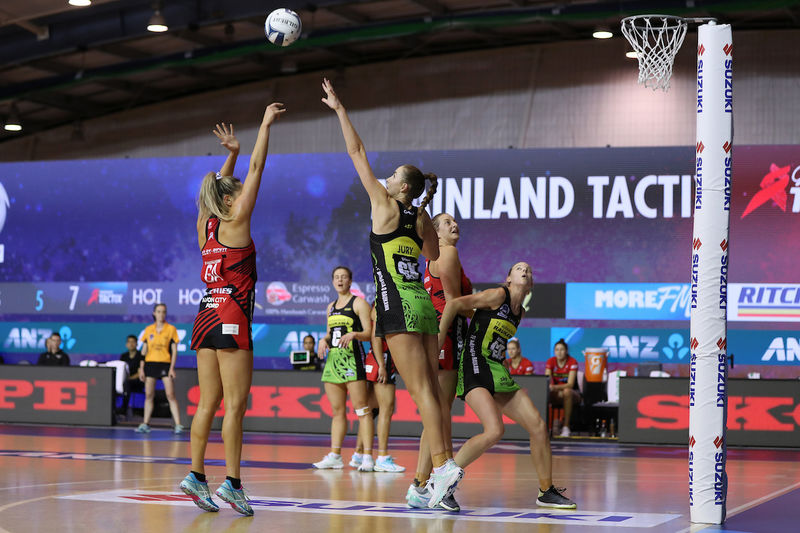 ANZ Premiership Finals Series match-ups confirmed
