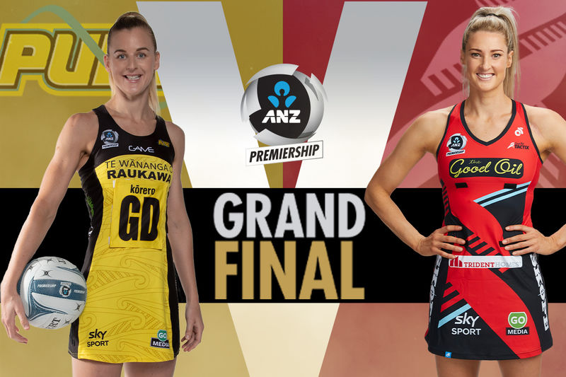 Green light given for 2020 ANZ Premiership Grand Final