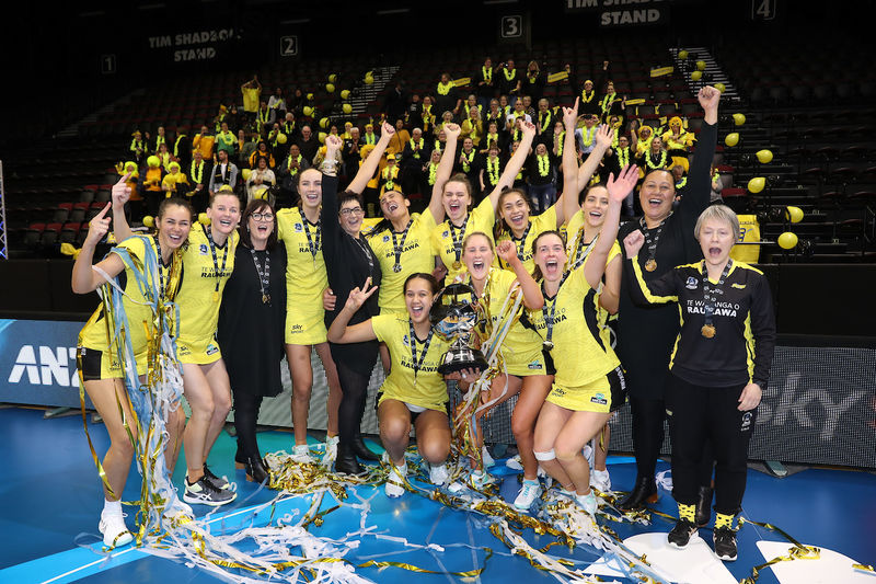 Pulse defend ANZ Premiership title with Grand Final victory