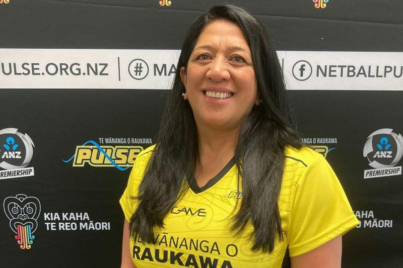 Gail Parata named new Pulse head coach