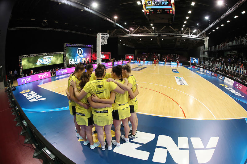 ​2021 ANZ Premiership team rosters