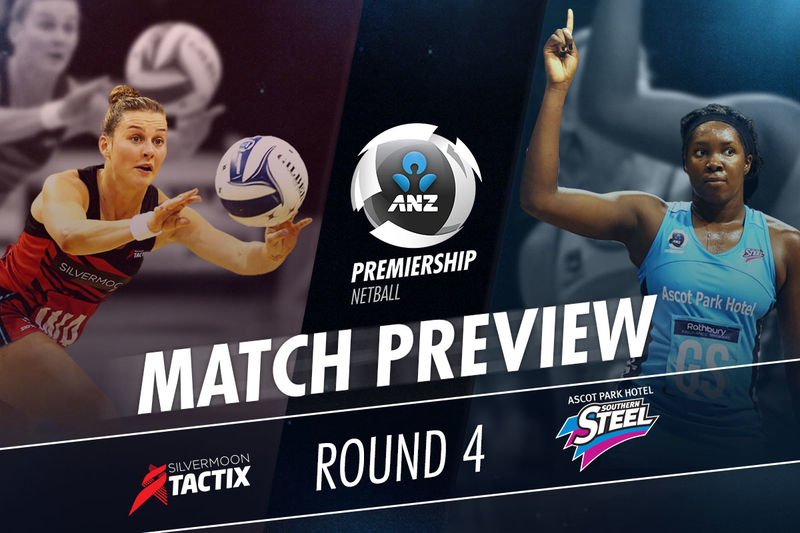 Match Preview: Tactix v Steel