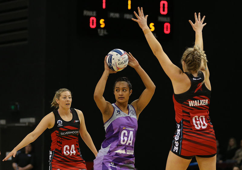 Stars repel spirited Tactix to notch second win of season