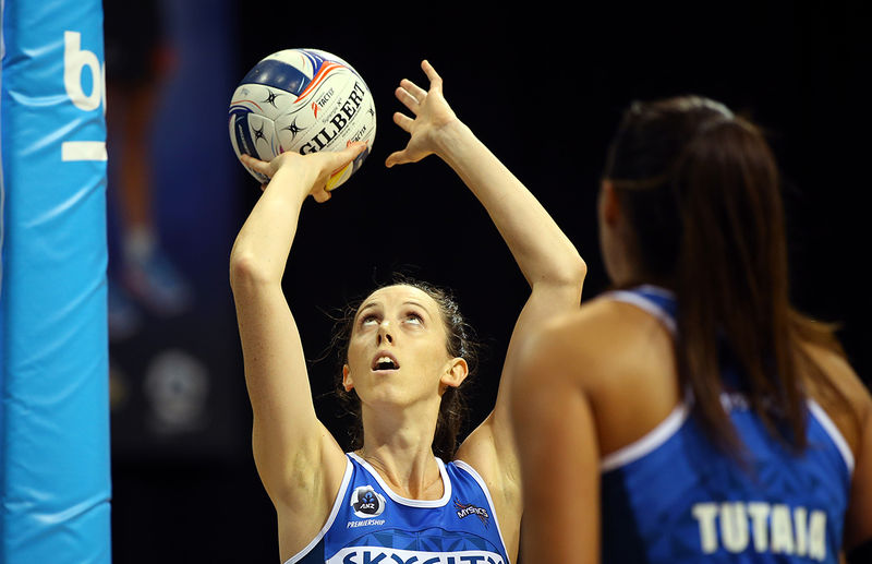 Mystics hit top form to sweep past Tactix
