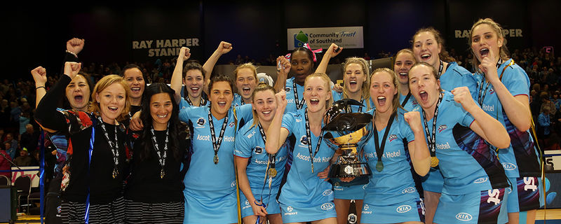 Classy Steel celebrate perfect season with Grand Final win
