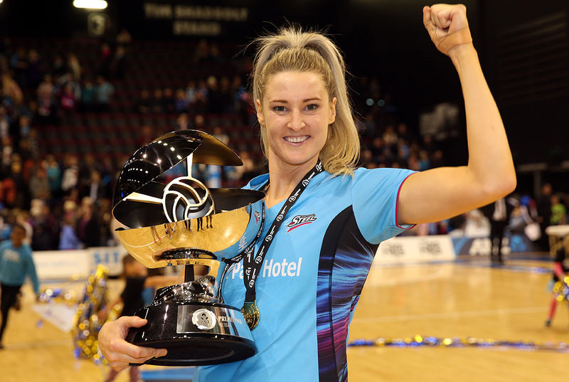 Watson named ANZ Premiership Player of the Year