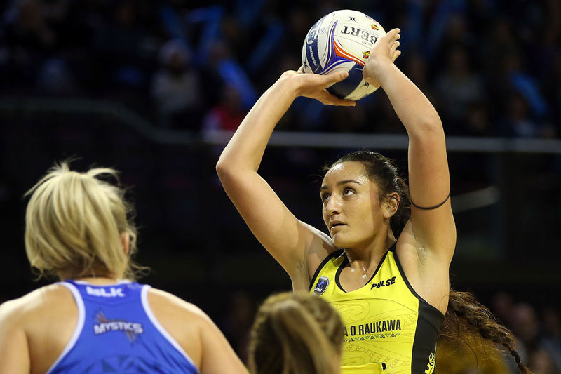 Pulse retain young trio for 2018 ANZ Premiership