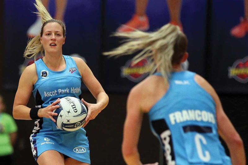 Steel retain midcourt trio for 2018