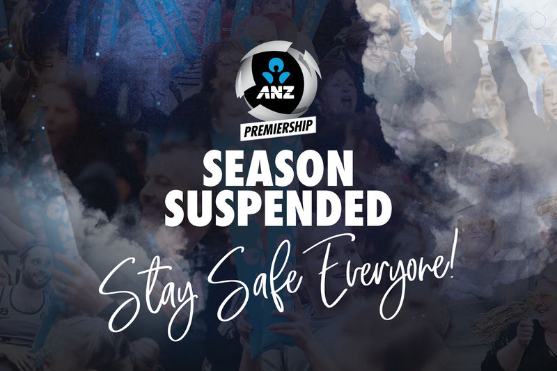 2020 Netball season suspended for foreseeable future