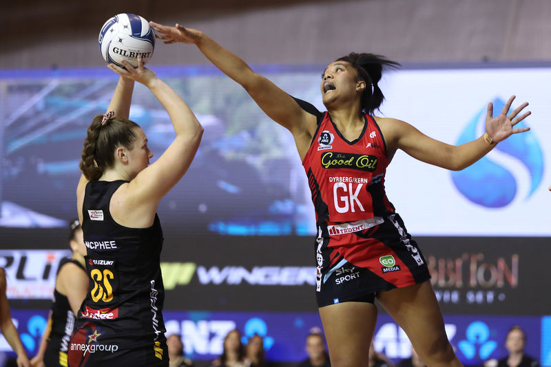 Tactix bounce back with forceful win over Magic